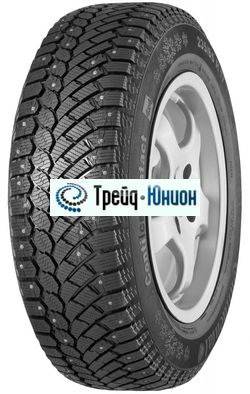 Continental ContiIceContact HD 275/40R20 T 106 XL