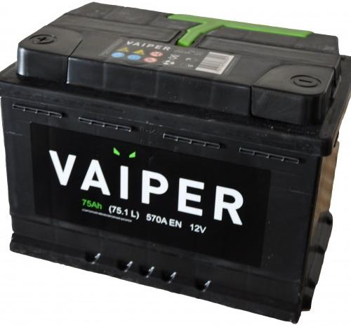 Автомобильный аккумулятор Vaiper 6СТ-190.3 - фото 7